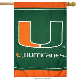 University of Miami House Flag