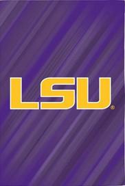 Louisiana State University (LSU) Tigers NCAA Licensed House Flag