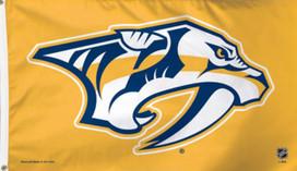 Nashville Predators NHL Deluxe Grommet Flag