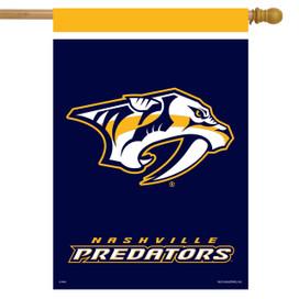 Nashville Predators NHL Licensed House Flag