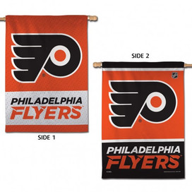 Philadelphia Flyers Vertical House Flag NHL