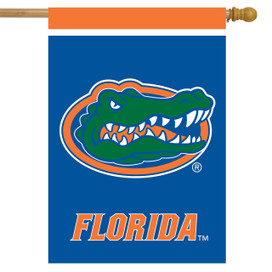 Florida Gators NCAA House Flag
