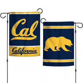 University of California Two-Sided Garden Flag