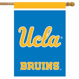 UCLA Bruins NCAA Licensed House Flag