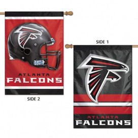 Atlanta Falcons Vertical House Flag NFL