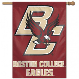 Boston College NCAA Vertical Flag