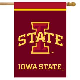 Iowa State Cyclones NCAA Licensed House Flag