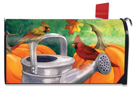 Fall Watering Can Mailbox Cover