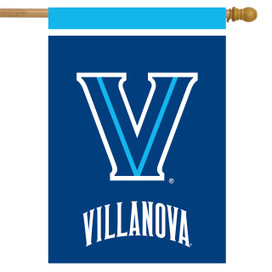 Villanova Wildcats NCAA Licensed House Flag