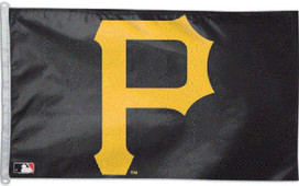 Pittsburgh Pirates 3' x 5' Decorative Large House Flag