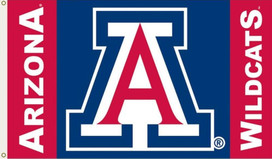 University of Arizona Grommet Flag