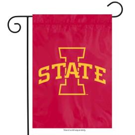 Iowa State University Cyclones Garden Flag