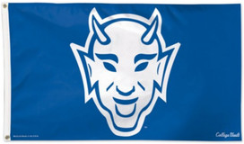 Duke University Deluxe Grommet Flag