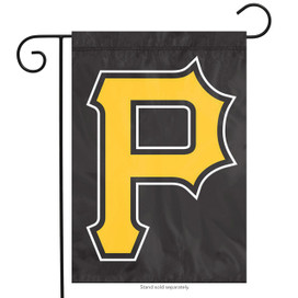 Pittsburgh Pirates Licensed MLB Garden / Window Flag