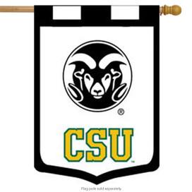 University of Colorado Rams House Flag