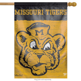 University Of Missouri Tigers House Flag