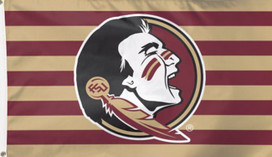 Florida State University Seminoles Deluxe Grommet Flag