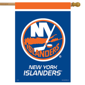 New York Islanders NHL Licensed House Flag