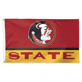 Florida State University Deluxe Grommet Flag