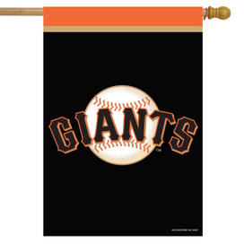 San Francisco Giants MLB House Flag