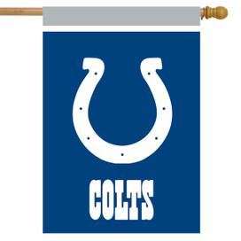 Indianapolis Colts NFL Licensed House Flag