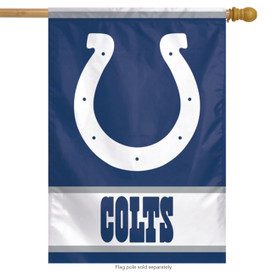 Indianapolis Colts Licensed House Flag