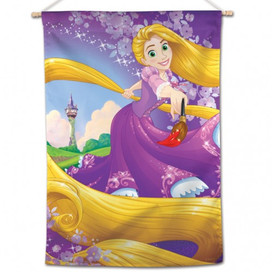 Rapunzel's Long Hair House Flag