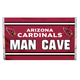 Arizona Cardinals Man Cave Grommet Flag