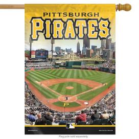 Pittsburgh Pirates MLB Vertical House Flag