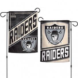 Oakland Raiders Retro Licensed NFL Garden Flag
