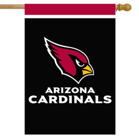 Arizona Cardinals NFL Licensed House Flag