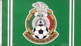 Mexican National Soccer Deluxe Grommet Flag