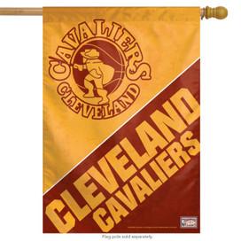 Cleveland Cavaliers NBA Vertical House Flag
