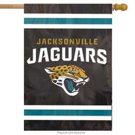 Jacksonville Jaguars Applique Banner