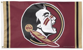Florida State University 3' x 5' Deluxe Grommet Flag