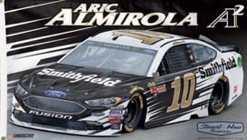 Aric Almirola # 10 NASCAR Deluxe Grommet Flag