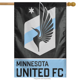 Minnesota United FC Double Sided MLS House Flag