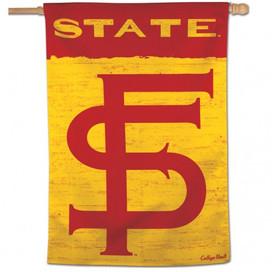 Florida State University Vertical Flag