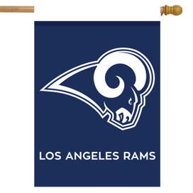 Los Angeles Rams NFL Licensed House Flag