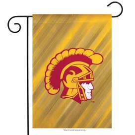 University of Southern California Trojans NCAA Licensed Garden Flag
