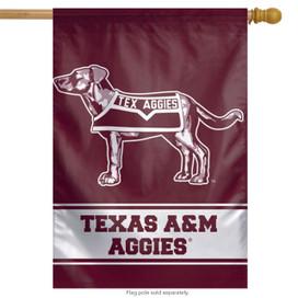 Texas A&M Aggies NCAA Vertical House Flag