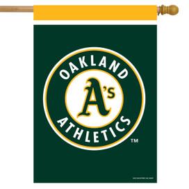 Oakland Athletics MLB Licensed House Flag