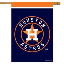 Houston Astros MLB Licensed House Flag