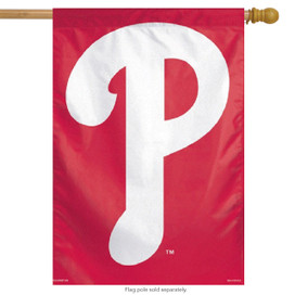 Philadelphia Phillies P House Flag