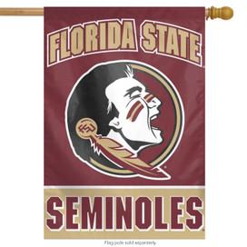 Florida State Seminoles NCAA Vertical House Flag