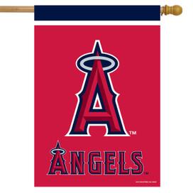Los Angeles Angels MLB House Flag