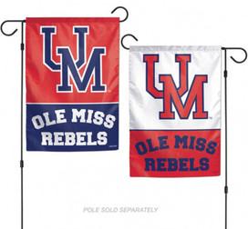 Ole Miss Rebels NCAA Garden Flag