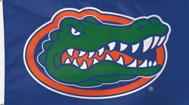 University of Florida Gators NCAA Deluxe Grommet Flag