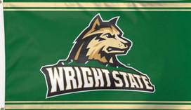Wright State University Raiders Deluxe Grommet Flag
