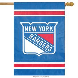New York Rangers Licensed NHL Banner House Flag